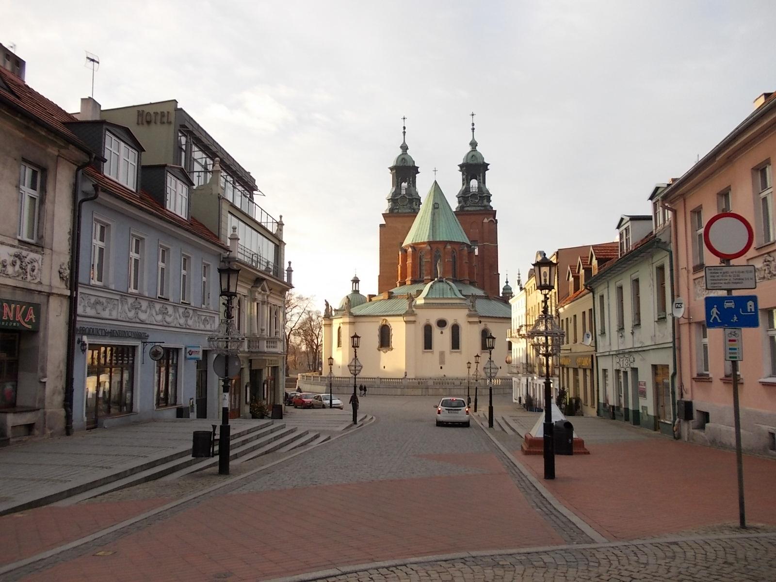 106. Poznań-Gniezno.